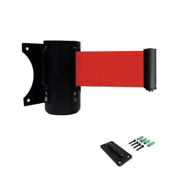 Separador de Fita Preto 63mm (Fita de 2,0m) - Parede