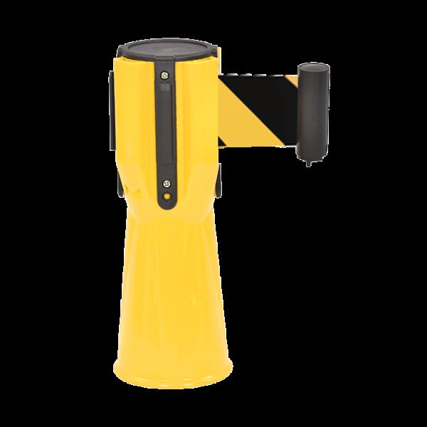 Topo de Cone em Plástico-Amarelo