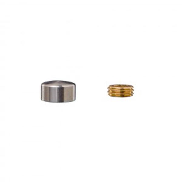 Capsula Inox Boleada - 10mm