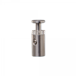 Suporte Parede Inox - 9x15 mm