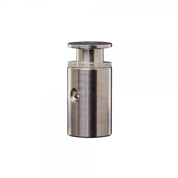 Suporte Parede Inox - 13x20 mm