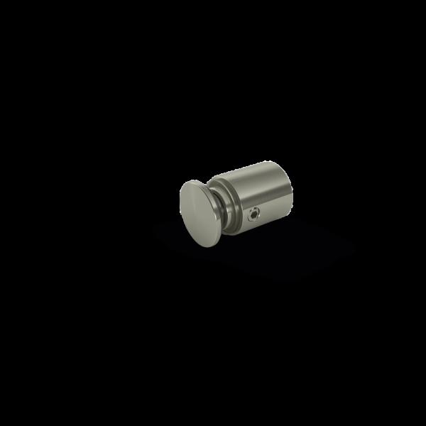 Suporte Parede Inox - 14x15mm