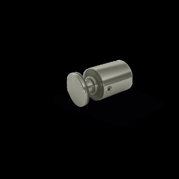 Suporte Parede Inox - 18x20mm