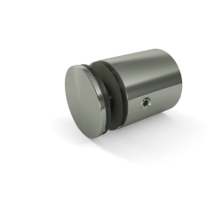Suporte Parede Inox - 30x30 mm